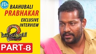 Baahubali Prabhakar Exclusive Interview Part #8 || Talking Movies With iDream - IDREAMMOVIES