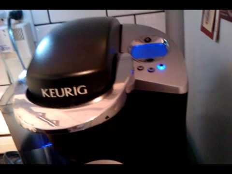 What is wrong with my Keurig 