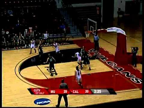 California vs Mercyhurst (W) Basketball 11-19-14 (CUTV SPORTS FULL GAME)