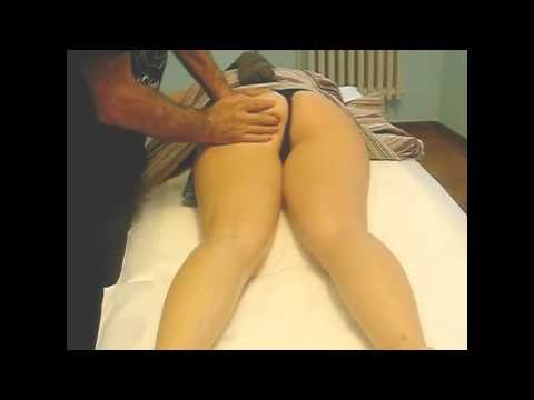 Massaggio Estetico gambe glutei