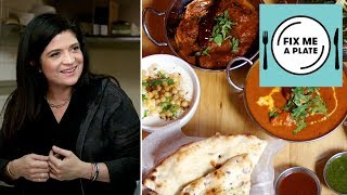 Making Samosas at Dhaba with Alex Guarnaschelli | Food Network - FOODNETWORKTV