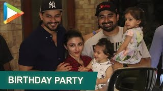 CHECK OUT: Cutie Taimur Ali Khan's pre-birthday celebrations | Saif Ali Khan | Kareena Kapoor Khan - HUNGAMA