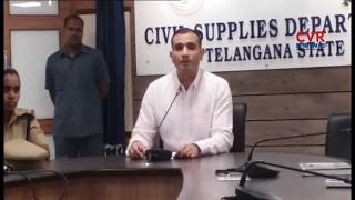 Akul Sabarwal  Warns Civils Supplies Corporation Officials On Corruption | CVR NEWS - CVRNEWSOFFICIAL