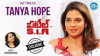 Actress Tanya Hope Exclusive Interview || #PatelSIR || Talking Movies With iDream #441 - IDREAMMOVIES