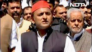 आजमगढ़ से चुनाव लड़ेंगे अखिलेश यादव - NDTVINDIA