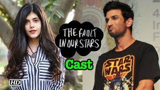 Sushant finds LOVE in Sanjana for 'The Fault In Our Stars' remake - IANSINDIA