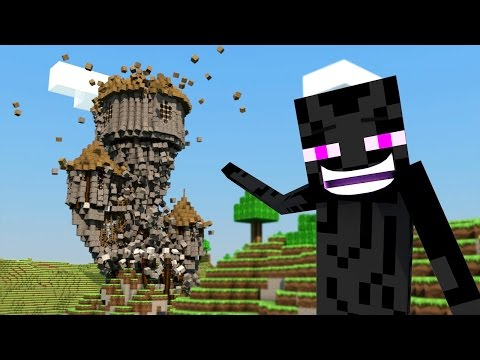 EnderTroll Minecraft Animation 
