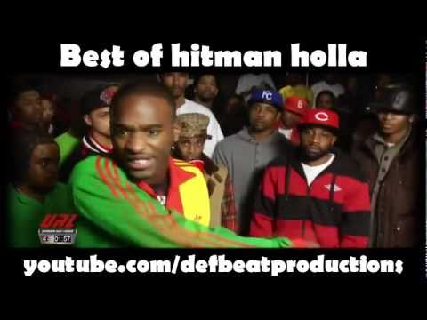Best of Hitman Holla. SMACK/ URL, Grindtime