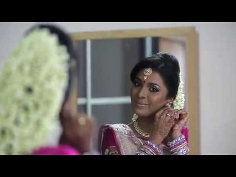 Malaysian Indian Wedding Highlight # Ashevin + Dharshini