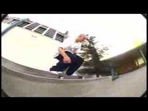 Brandon Biebel - Subtlties - TransWorld SKATEboarding