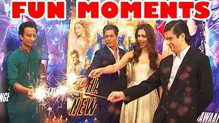 Shahrukh Khan, Deepika Padukone and Vivaan Shah's fun moments with zoOm!   EXLUSIVE