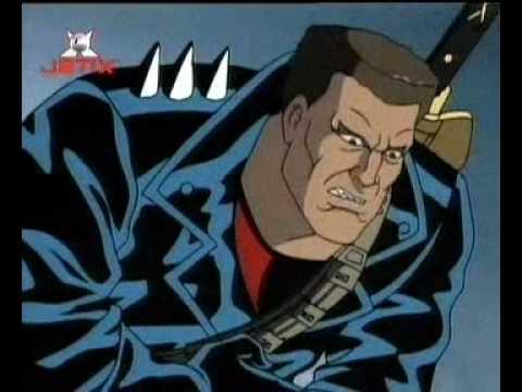 """Spiderman Odcinek 23 """"Nieśmiertelny Wampir"""" (1/2)"""