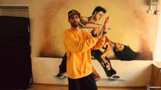 Хип-хоп танцы – школа | Урок 8 | Cabbage Patch, Prep, Roof Top