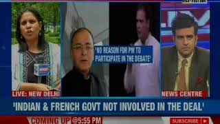 Congress attacks government on Rafale, says PM must speak up on allegations - NEWSXLIVE