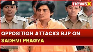 Lok Sabha Election 2019 Phase 2 Voting: War of Words Erupts over BJP Fielding Sadhvi Pragya - NEWSXLIVE