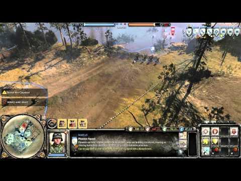 Company of Heroes 2 - Beta Stress Test pc full Grafica y HD Nvidia Geforce Gtx 680 msi twin frozr OC