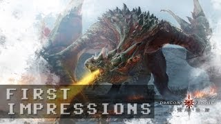 Dragon's Prophet Gameplay | First Impressions HD