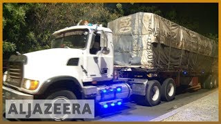 🇨🇴🇻🇪 Trade with Colombia continues as Venezuela blocks US aid l Al Jazeera English - ALJAZEERAENGLISH