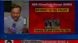 Propaganda against Kashmiris; cops must probe stone pelting case: Rasheed - NEWSXLIVE
