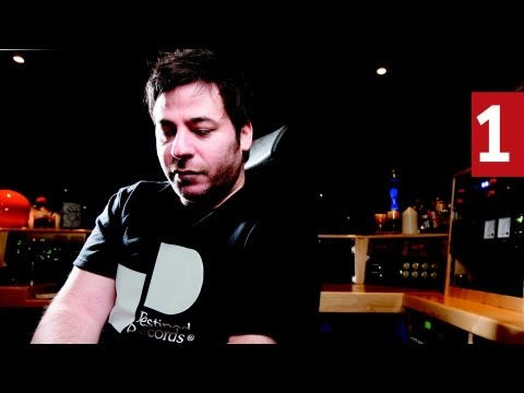 Future Music In The Studio With Matt Schwartz Part 1