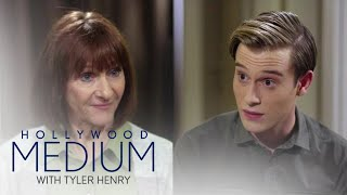 Tyler Henry Validates Mom's Suspicions of Son Killed by Smiley Face Killer | Hollywood Medium | E! - EENTERTAINMENT