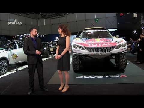 Autoperiskop.cz  – Výjimečný pohled na auta - VIDEO – Peugeot 3008, Partner Tepee Electric, Instinct Concept – Ženeva 2017
