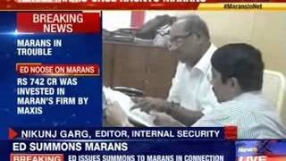 Aircel-Maxis case: Court summons Maran brothers - NEWSXLIVE
