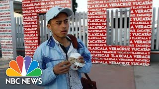 Asylum-Seeker Made To Wait In Mexico Gets His Day In U.S. Court | NBC News - NBCNEWS