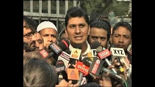 Office Of Profit Case: No hearing has been held before EC until now, says Saurabh Bhardwaj - ABPNEWSTV