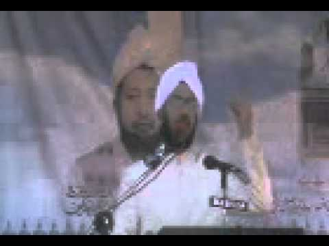 Sultan Ahmed ali Speech in Jauharabad part3
