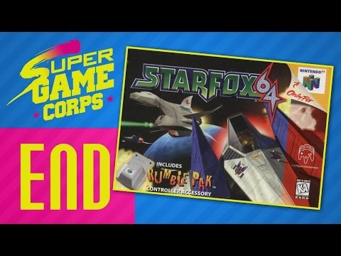 Starfox 64 - Part 6 END - Super Game Corps
