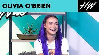 Olivia O'Brien Drops By To Talk Ryan Gosling, Baby Ducks, And Music! | Hollywire - HOLLYWIRETV