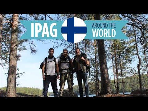 Expat' Ipag BS - Finlande / Helsinki University - Eliott
