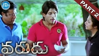 Varudu Full Movie Part 2 || Allu Arjun, Bhanusri Mehra, Arya || Mani Sharma - IDREAMMOVIES