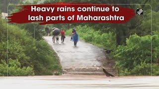 video : Maharashtra के कुछ हिस्सों में Heavy Rains का कहर जारी