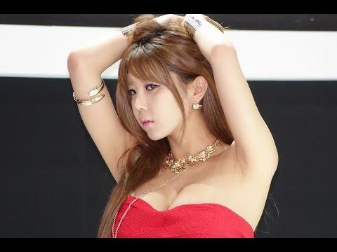 Heo Yun Mi 2 허 윤 미 BIMOS 2014 釜山モーターショー
