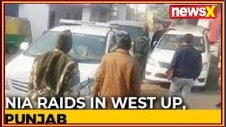 NIA conducts raids in UP, Punjab as ISIS-related probe intensifies - NEWSXLIVE