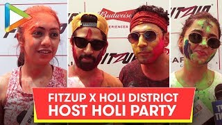UNCUT: Many Celebs @FitZup & Holy District's Holy Celebration party - HUNGAMA