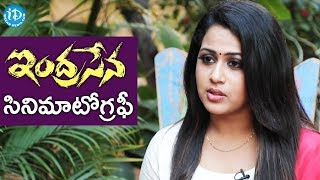 Diana Champika About Indrasena Cinematography || #Indrasena || Talking Movies - IDREAMMOVIES