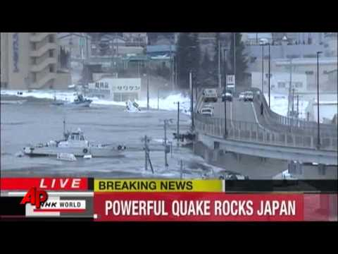 Asian Americans/Canadians support Japanese victims of quake & tsunami