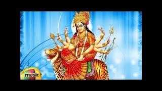 Durga Devi Telugu Devotional Songs | Ghallu Ghalluna Song | Telugu Bhakti Songs  | Mango Music - MANGOMUSIC