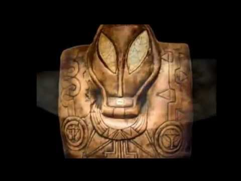 NEW ANCIENT MAYAN UFO ARTIFACTS 2012 JUST RELEASED NO ONE CAN DENY  WE HAVE VISITORS COMING