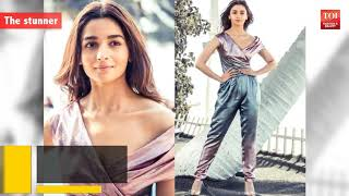 You can't miss Alia Bhatt's hot style transformation - TIMESOFINDIACHANNEL