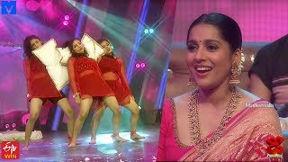 Mansi Performance Promo - Dhee Champions (#Dhee12) - 25th March 2020 - Sudigali Sudheer - MALLEMALATV