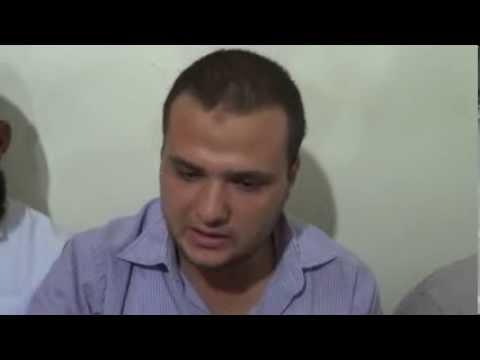 شهادة أحد رفاق عبدالعزيز ايوب في رابعة وكلام خطير لحظة استشهادة