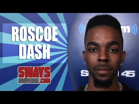 Roscoe Dash - Roscoe Dash Freestyles On Sway In The Morning