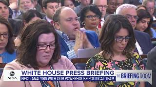 White House Press briefing likely on Trump's Putin meeting, news conference | ABC News - ABCNEWS
