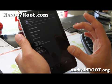 CodenameSammy ROM for Rooted Nexus 7! [TouchWiz]