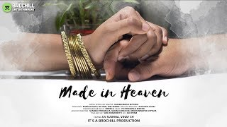 Made in Heaven Motion Teaser - Telugu short Film | UV Sushma | Vinay CH | Rashmi Mayur Koyyada - YOUTUBE