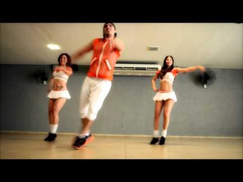 Thiago Brava - 360 O Arrocha do Poder (Coreografia Prof. Jefin)